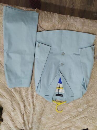 44 размер новые костюмы Александра классика, юбка карандаш,одевала о