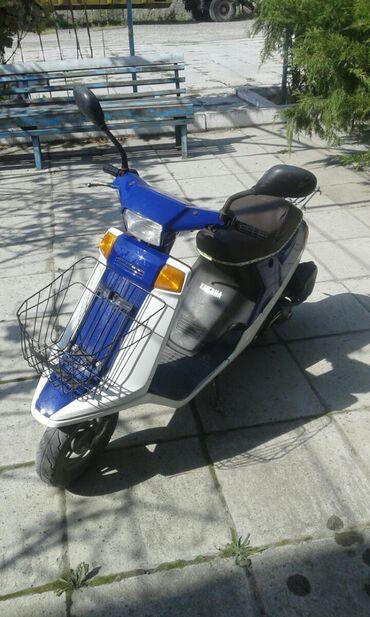 Yamaha - Кыргызстан: Скутер ямаха 50 куб. япония