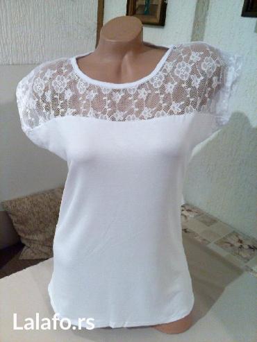 Nova zenska majica sa cipkom Epkyn. Turska. Vrlo dobra zenska majica - Belgrade