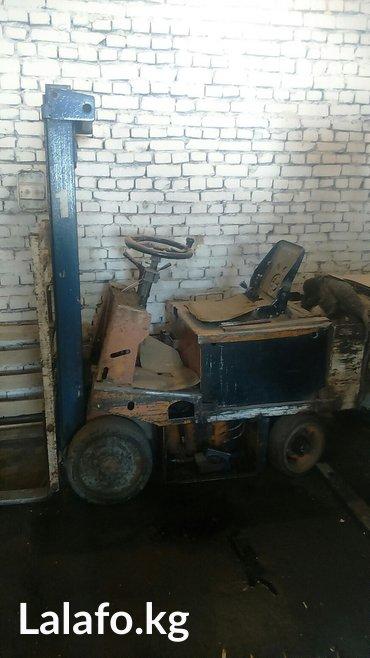 Продаю электропогрузчики balkan Кары грузоподъемность 1 тн, и в Бишкек