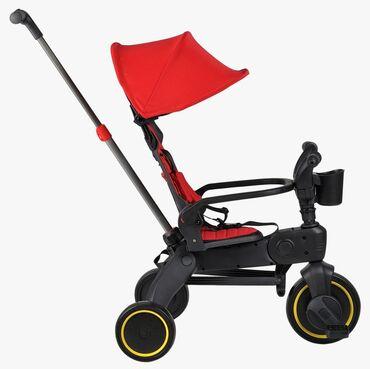 Детский мир - Садовое (ГЭС-3): Складная модель велосипеда с родительской ручкой! Оригинальный дизайн!