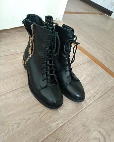 Ингалятор бишкек купить - Кыргызстан: Демисезонные ботинки Vilador. Шикарного качества. Натуральная кожа