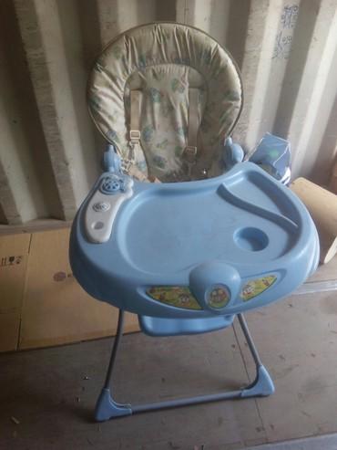 Продаю детский обеденный стул в Бишкек