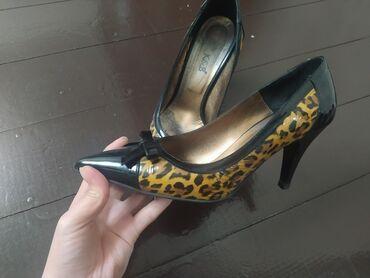 Продаю разные обуви! Туфли тигровые 2000с 38 размер, сапоги Basconi 3