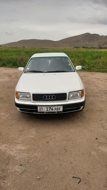 Audi S4 2 л. 1991