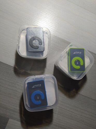 IPod и MP3-плееры - Кыргызстан: Новые наборы MP3В комплекте:MP3НаушникиШнур зарядкиКачественное
