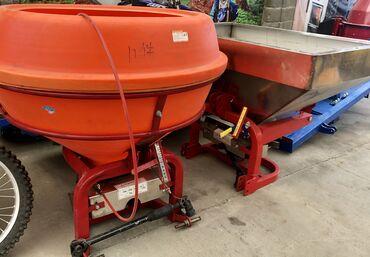 трактор т 40 цена новый в Кыргызстан: Разбрасыватель минеральных удобрений ( РУМ) предназначен для