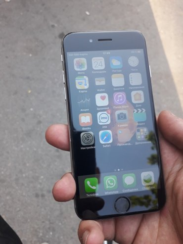 Bakı şəhərində Iphone 6 (64gb) Orijinal