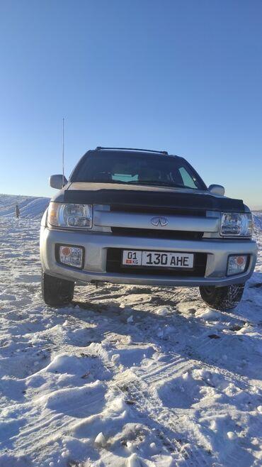 куплю инфинити в Кыргызстан: Infiniti QX4 3.5 л. 2001 | 172 км