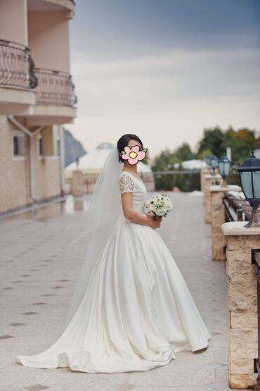 биозавивка волос бишкек in Кыргызстан | ИГРУШКИ: Продаю своё счастливое свадебное платье Атлас, цвет айвори, с