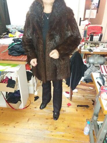 Ženska odeća | Kursumlija: Bunda od nerca L velicina, nije nosena kao nova je