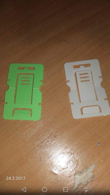 Plasticni drzac za mobilni telefon izradjen od plastike koja podnosi - Belgrade