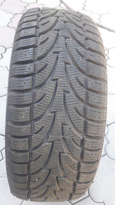 Аксессуары для авто - Кыргызстан: Продаю шины зимние в отличном состоянии 235х55хR 18в кол.4шт.фирмыICE