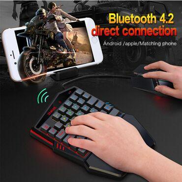 Комплект для игры в PUBG !В комплект входит:Мышь + Клавиатура +