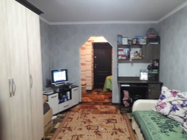 Продаю 1-ком. квартиру гостинку, коридорного типа. Дорогой евро ремонт в Бишкек - фото 2