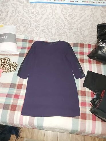 вечернее платье zara в Кыргызстан: Платье Zara, Размер М, Цена 1000 сом. Тел