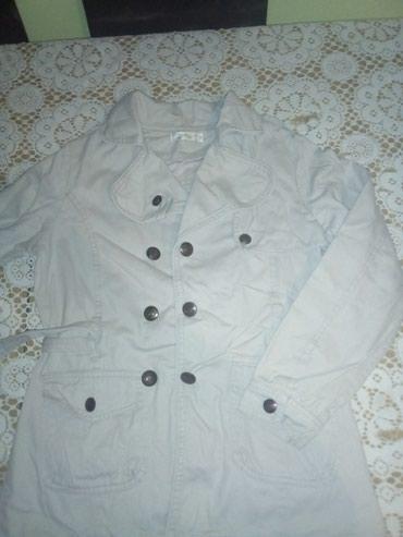 Sako-jaknica za devojcice od 9-10 god. Ocuvan! - Sid