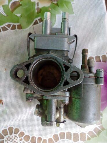 Другая мототехника в Ак-Джол: Карбюратор к-36д,заслонка хорошая,резьбы на колодцах живые