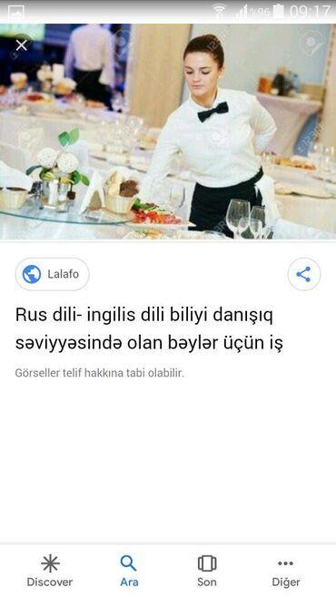 berde rayonunda kiraye evler - Azərbaycan: Ofisiant
