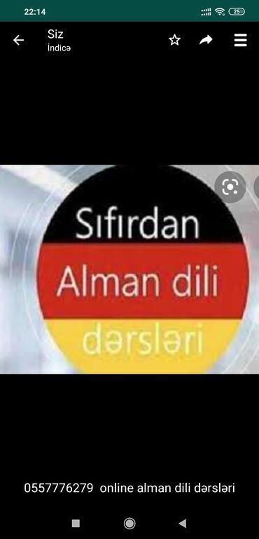 Təlim, kurslar - Azərbaycan: Xarici dil kursları | Alman | Uşaqlar üçün
