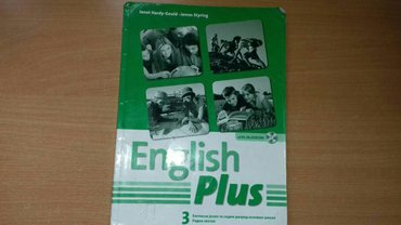 English Plus 3, 7 razred, radna sveska LOGOS - Borca