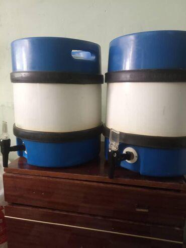 Оборудование для бизнеса в Кызыл-Кия: Сатылат термуз Бачоктор 2 шт