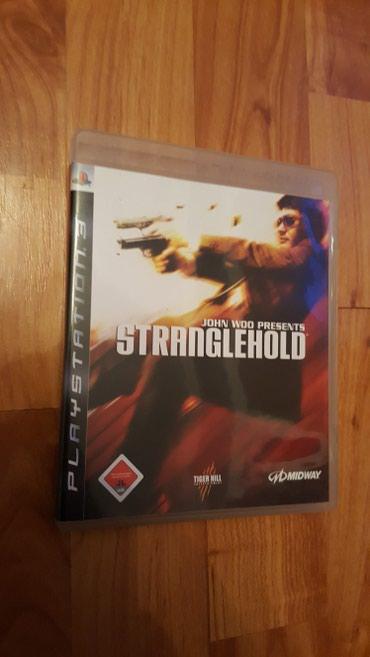 Knjige, časopisi, CD i DVD | Leskovac: Stranglehold za sony play station 3 original