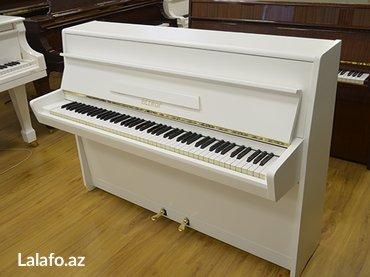 Bakı şəhərində Piano ideal seviyyededir/ 5il zemanetle çatdırılıb, köklennir.