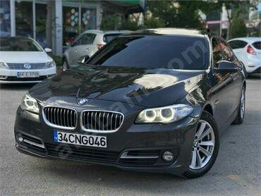 BMW 525 2 l. 2015 | 139000 km