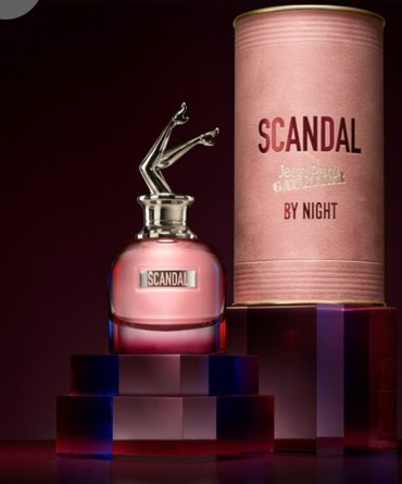 Jean Paul Gaultter SCANDAL by night, zenski parfem od 80ml Tester - Belgrade
