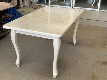 Masa yenidir bagli halda 160/90, acildiqda 2 metr olur. 150 man