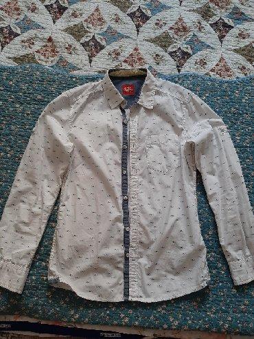 Рубашка для мальчиков, на 12-13лет. Производство Индия 100%хб