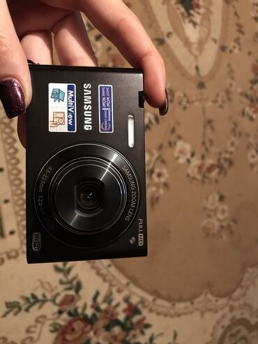 Samsung б у - Азербайджан: Samsung MV900F hec bir problemi yoxdur normal iwleyir sadece zaretkasi