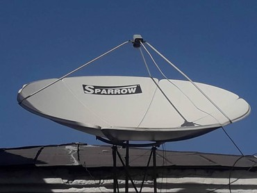 купить-спутниковую-тарелку в Кыргызстан: Продаю Антенну / Тарелку / Sparrow / телевидение