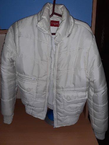 Bela kratka jakna S/M - Leskovac