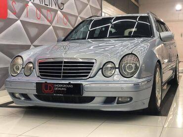 Mercedes-Benz E-Class 3.2 л. 2002 | 295000 км