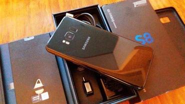 Б/у Samsung Galaxy S8 64 ГБ Черный в Кызыл-Кия