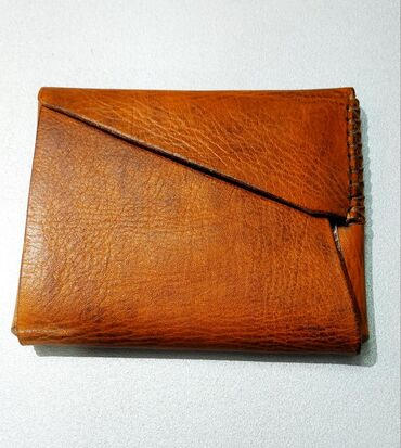 Сумки и чехлы в Кыргызстан: Привет хочу представить тебя кошелёк из натуральной кожи ручной