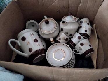продам шампунь в Кыргызстан: Продам кофейный сервиз на 6 персон