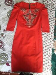 продаю красивое платье 44-46  размер. в Кок-Ойе