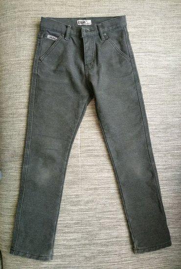 джинсы теплые 2 шт.  на 10 лет в отличном состоянии в Бишкек
