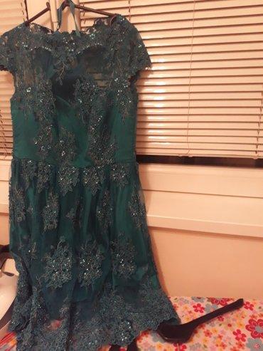 Cipela - Srbija: Turska cipka haljina