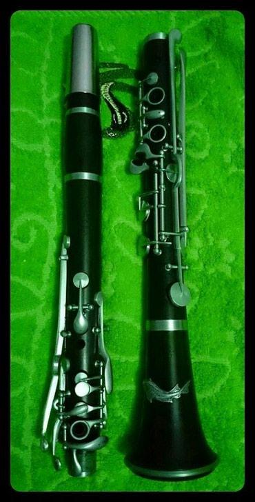 Продаю кларнет А строй, без мундштук. в Qusar