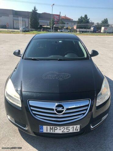 Opel Insignia 2 l. 2010 | 390000 km