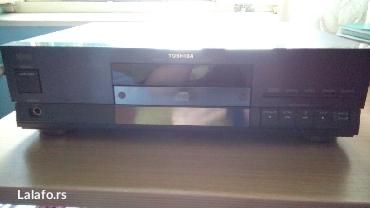 Toshiba compact disc player, očuvan u radnom stanju. - Beograd