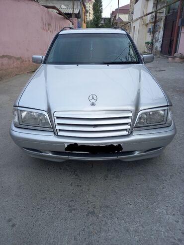 Mercedes-Benz C 180 1.8 l. 1999 | 445000 km