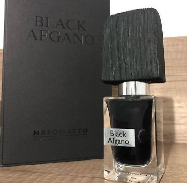 black afgano ideal в Азербайджан: BLACK AFGANO - Orijinal tester, 30 ml qaliciligi 1 gun. Mukemmel ve
