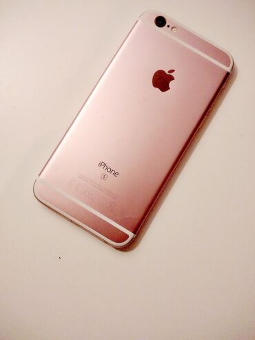 Farmerke original - Srbija: Polovni iPhone 6s 32 GB Zlatno-roze (Rose Gold)