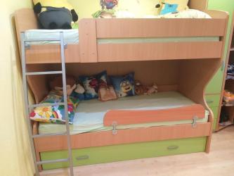 Krevet na sprat - Srbija: Krevet na sprat, nikada upotrebljen Bez dušeka