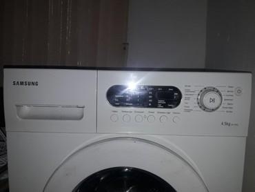 Bakı şəhərində Öndən Avtomat Washing Machine Samsung 5 kq.